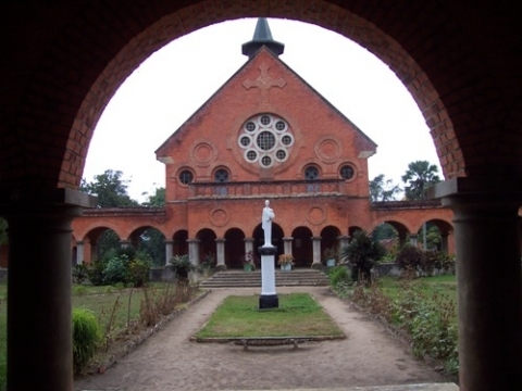 Mayidi Grand Seminary in Bas-Congo